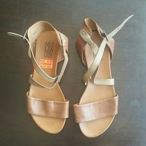Miz Mooz Leather Sandal